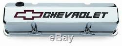 Proform Gm Sous Licence Slant Bord Culbuteurs 141-930 Chevy Sbc 283 305 350 400