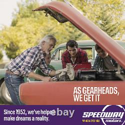 Smoothie Rams Horn Exhaust Collecteurs, Petit Bloc Chevy, Chrome