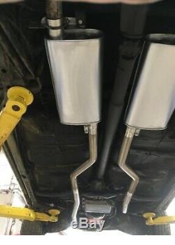 Thornton 2rm Chevy Pick Up Shorty En-têtes Sbc 3942529 3932376 350 Easy Fit Nouveau