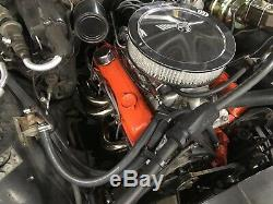 Thornton G Body Sbc Custom Fit 2 1/2 Têtes De Sortie Bride Chevy 350