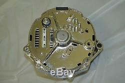 Tige De Rue Bbc Pour Alternateur Chrome 100 Amp One 1 Wire Gm Chevy Olds Pontiac