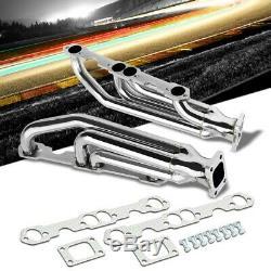 Turbo T3 En Acier Inoxydable / T4 Collecteur Pour Chevrolet Small Block V8 Sbc 283-400
