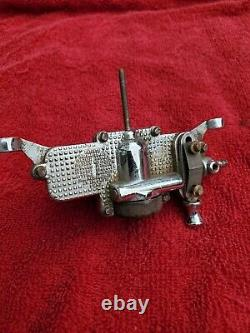 Vintage Chrome Trico Wiper Motor 1932 Chevy Roadster Ford Hot Rod Restore