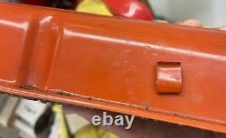 Vintage Oem Chevrolet Script Valve Couvre 1960-67 Sbc V8 Hot Rod Muscle Voiture Vieux